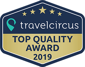 Travelcircus Quality Award 2019